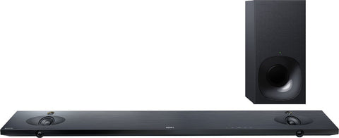 Sony HT-NT5 Sound Bar with Hi-Res Audio and Wireless Streaming