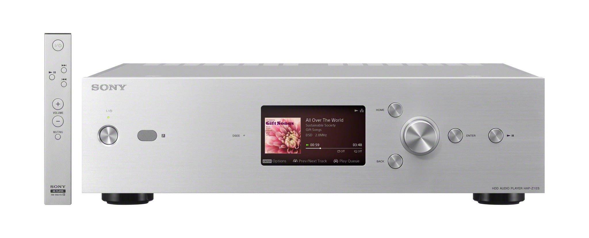 Sony HAP-Z1ES Hi-Res Music Player with 1TB HDD