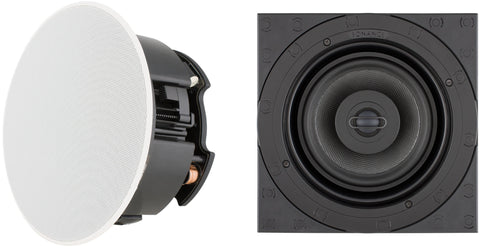 Sonance VP62R In-wall/In-ceiling Speaker (Pair)