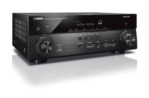 Yamaha RX-A680 AVENTAGE 7.2-ch. AV Receiver with MusicCast
