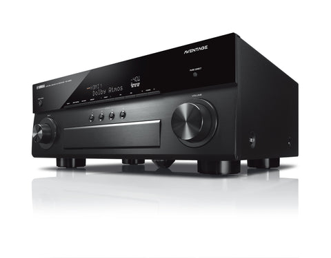 Yamaha RX-A880 AVENTAGE 7.2-ch. AV Receiver with MusicCast