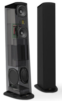 GoldenEar Triton Seven tower