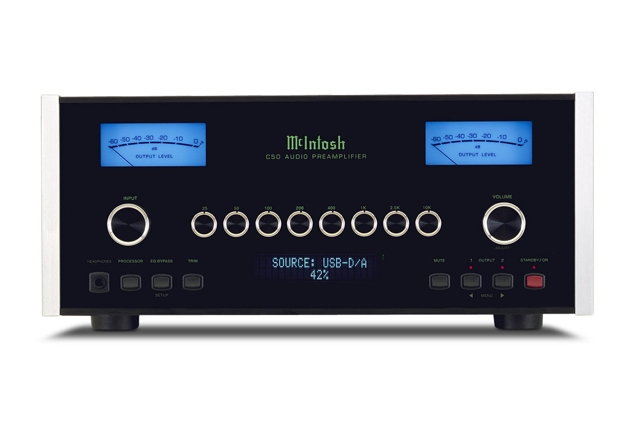 Mcintosh C50 2-Channel Preamplifier