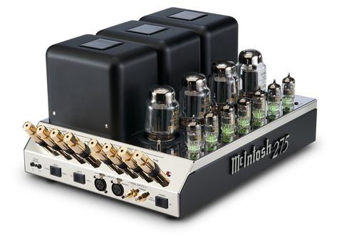McIntosh MC275 2-Channel Tube Amplifier - Version VI