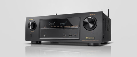 Denon AVR-X1400H 7.2 Channel A/V Surround Receiver