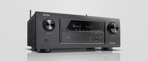 Denon AVR-X2400H 7.2 channel A/V Surround Receiver