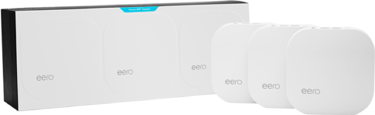 eero Home WiFi System | 3-pack
