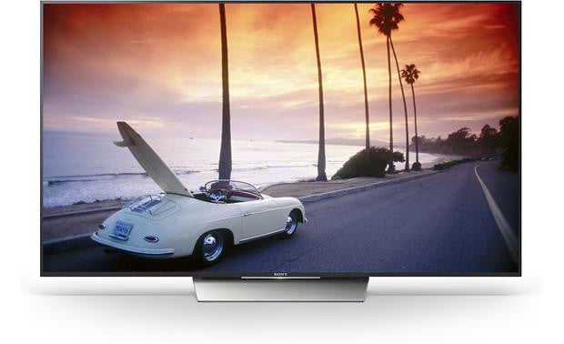 "Sony XBR-85X850D 85"" 4K HDR with Android TV"