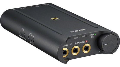 Sony PHA-3 Headphone Amp for High-Resolution Audio