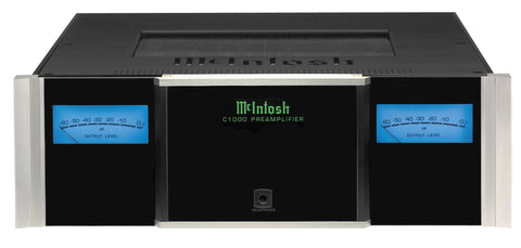 McIntosh C1000 2-Channel Preamplifier