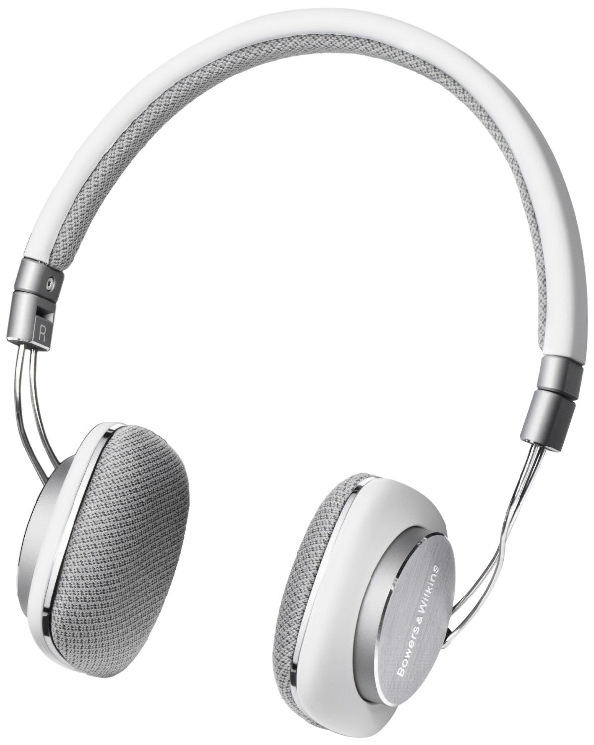 Bowers and Wilkins P3 Over-the-ear Headphones White