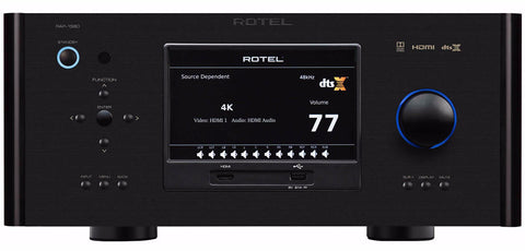 Rotel RAP-1580 Surround Amplified Processor