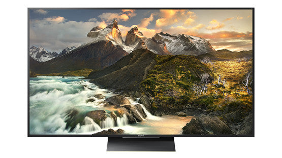 Sony Z9D 4K HDR with Android TV
