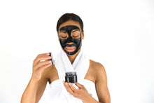 Load image into Gallery viewer, Black Activated & Bentonite Face Mask (4 oz)
