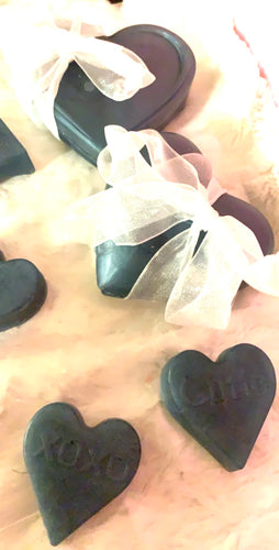 Double Heart Hand Soap (Set Of 2)