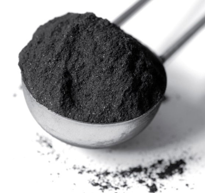 Black Activated Charcoal (4 oz)