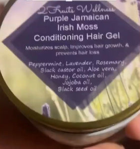 Sea moss Hair Conditioning Treatment 4oz