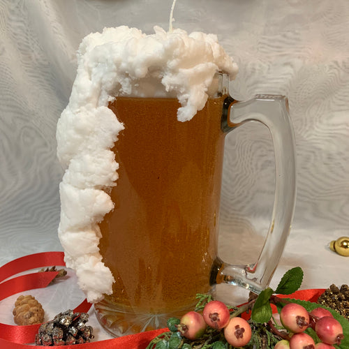 Ultimate Beer Foam Head Candle