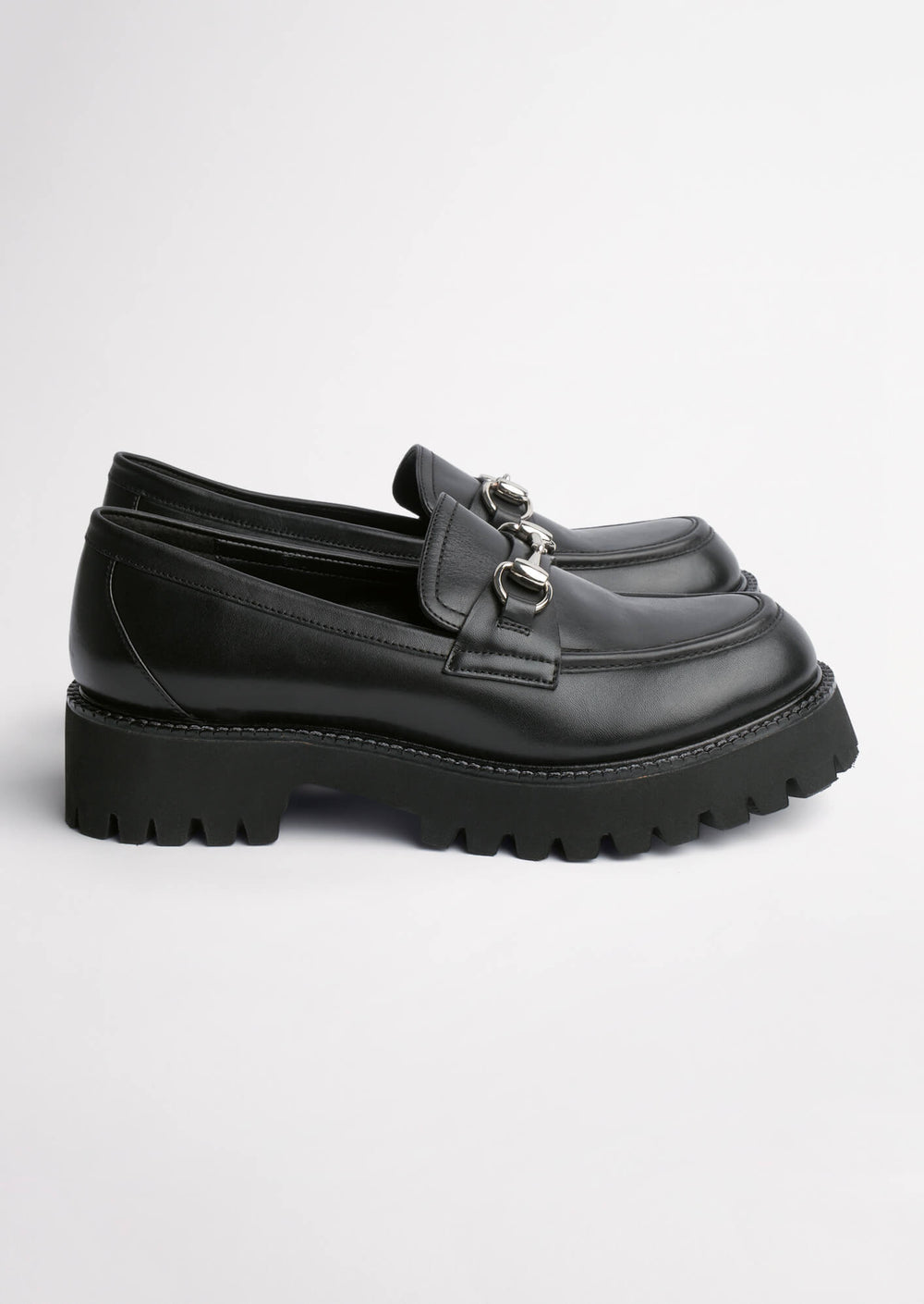 Greer Black Como Casual Shoes
