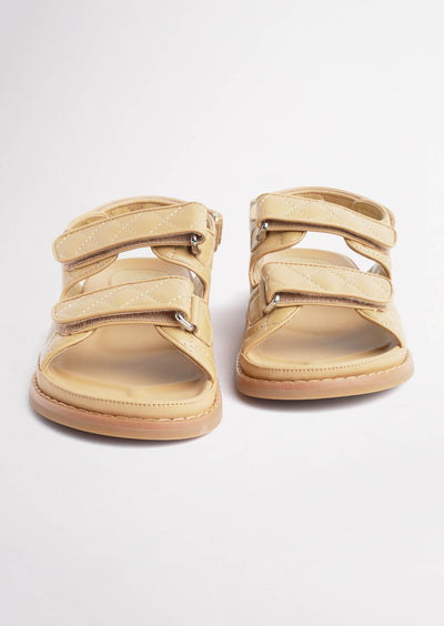 Hiranni Honey Sheep Nappa Sandals