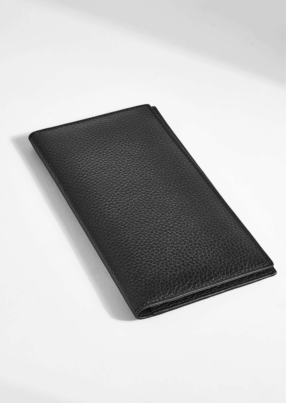 Travel Wallet Black Oxford Wallet