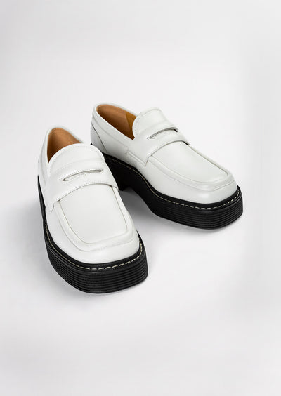 Granite Dove Nappa Casual Shoes
