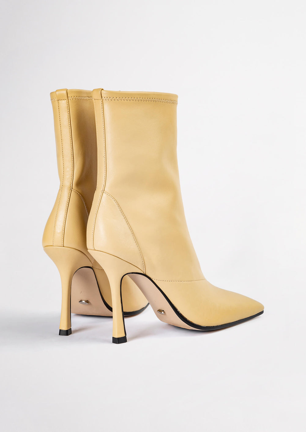 Halsey Butter Nappa Ankle Boots