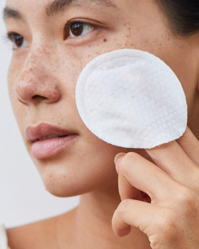 Milk Exfoliating Pad