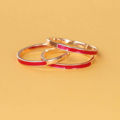 Stacking Rings (more colors)