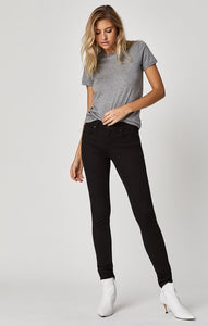 Adriana Black Skinnies