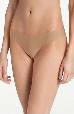 Solid Seamless Thongs