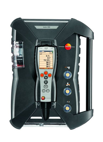 Testo 350 Portable Emissions Analyzer