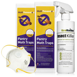 Pantry Moth Killer Kits