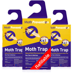 Clothes Moth Pheromone Traps for Clothes Moths