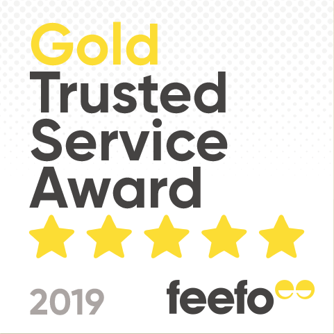 Feefo Trusted Service