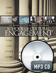 School of Cultural Engagement [MP3 Disc]