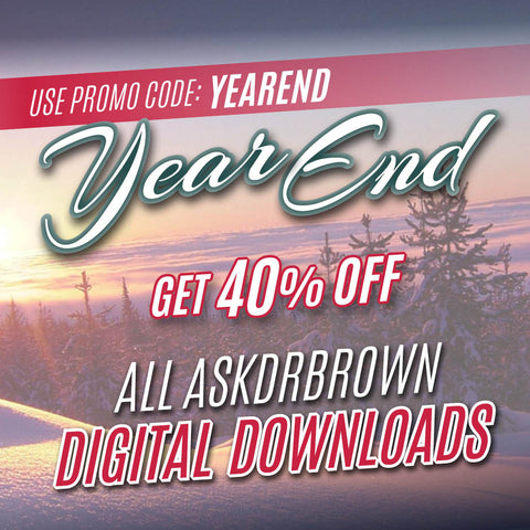 *Special* YEAR-END Digital Download BLOWOUT