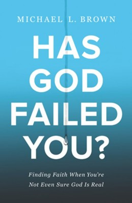 *LAUNCH EXCLUSIVE* Has God Failed You? - Signed and Numbered