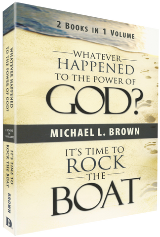 2-in-1 Whatever Happened to the Power of God + It's Time to Rock the Boat