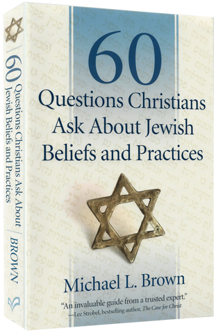60 Questions Christians Ask About Jewish Beliefs and Practices (imperfect)