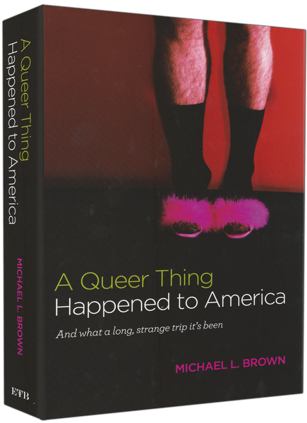 A Queer Thing Happened To America (Hardcover)