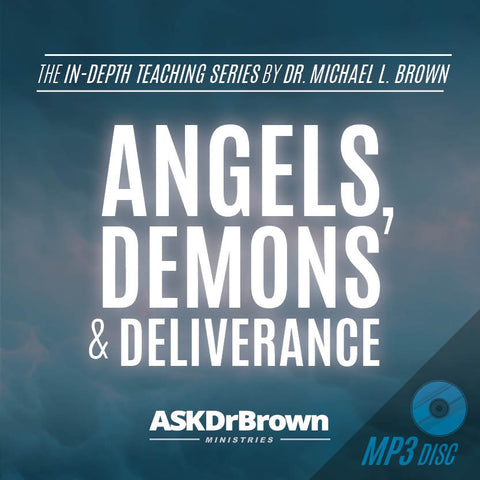 Angels, Demons & Deliverance SERIES [MP3 DISC]