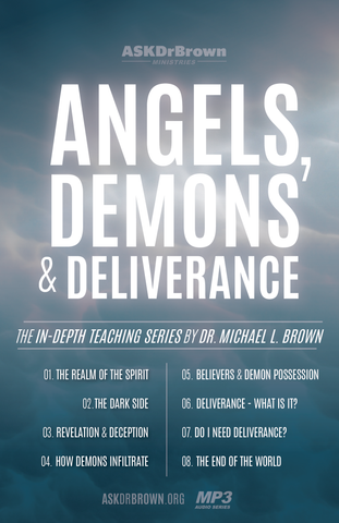 Angels, Demons & Deliverance [MP3 Direct Download]