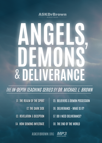 Angels, Demons & Deliverance 8-Part Series [MP3 CD]