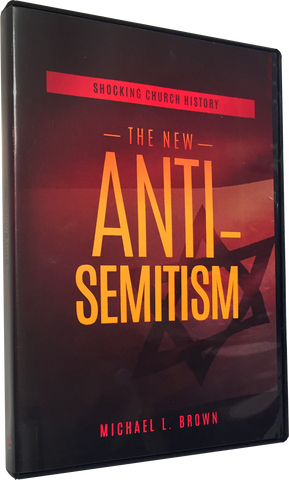 DVD The New Anti-Semitism - Shocking Church History