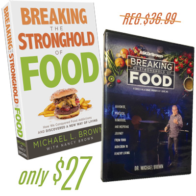 *Special* NEW DVD & Food Book COMBO!