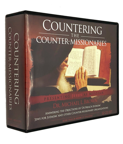 Countering the Counter-Missionaries [22 Audio CD Set]