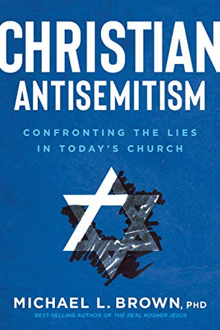 *PRE-LAUNCH EXCLUSIVE* Christian Antisemitism - Signed and Numbered