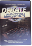 A Christian Response to Homosexuality. Brown / Knox Debate [DVD]