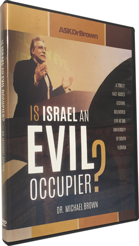 Is Israel an Evil Occupier? DVD/Digital Download